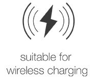 Suitable for wireless charging