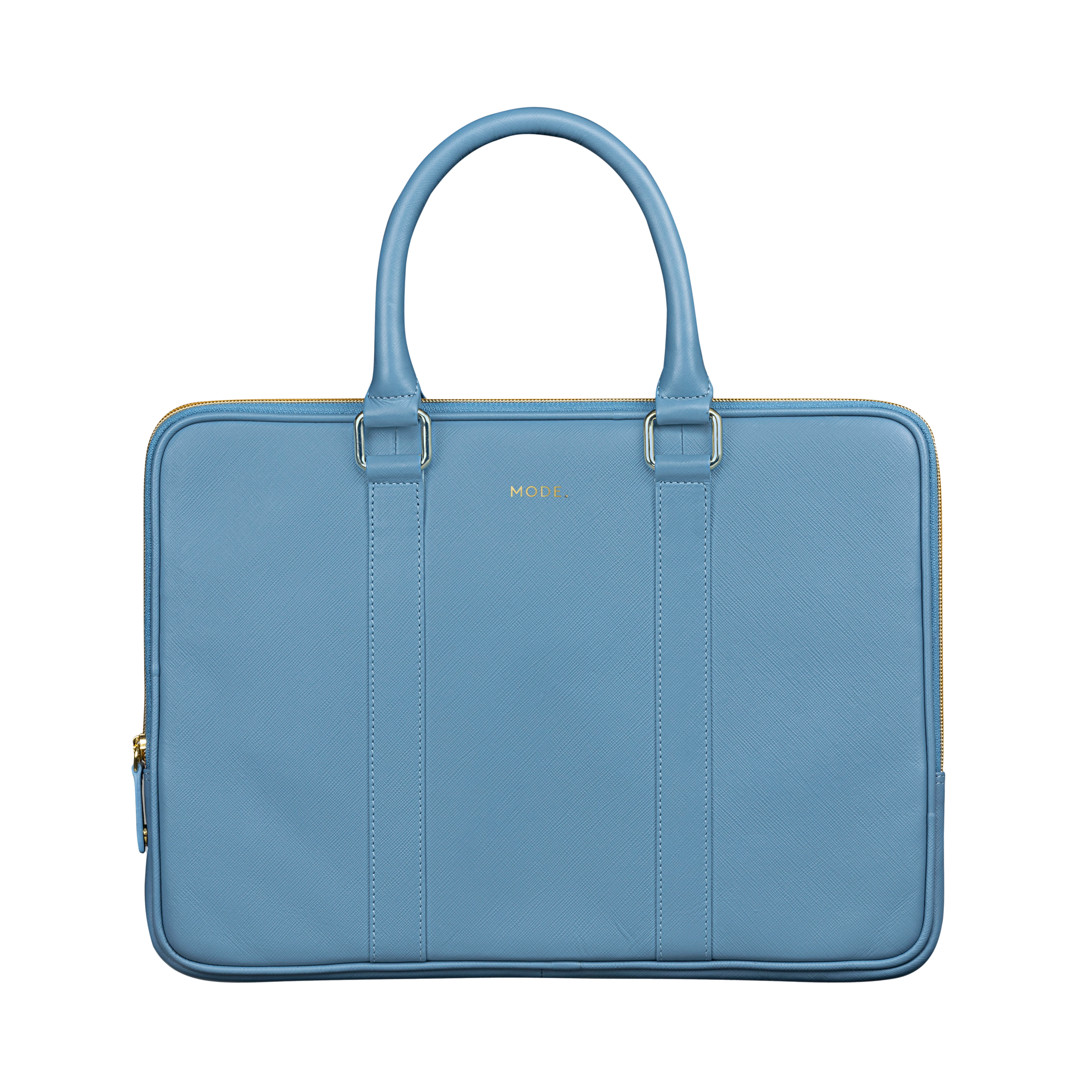 Saffiano full-grain leather