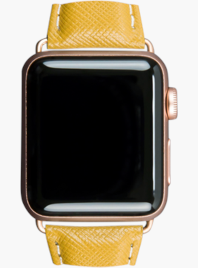 dbramante1928 Watch Strap 38/40 mm - Deep Amber