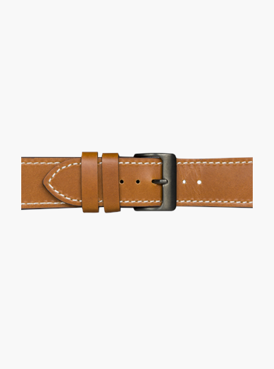 dbramante1928 Watch Strap 40mm - Tan/Space Grey
