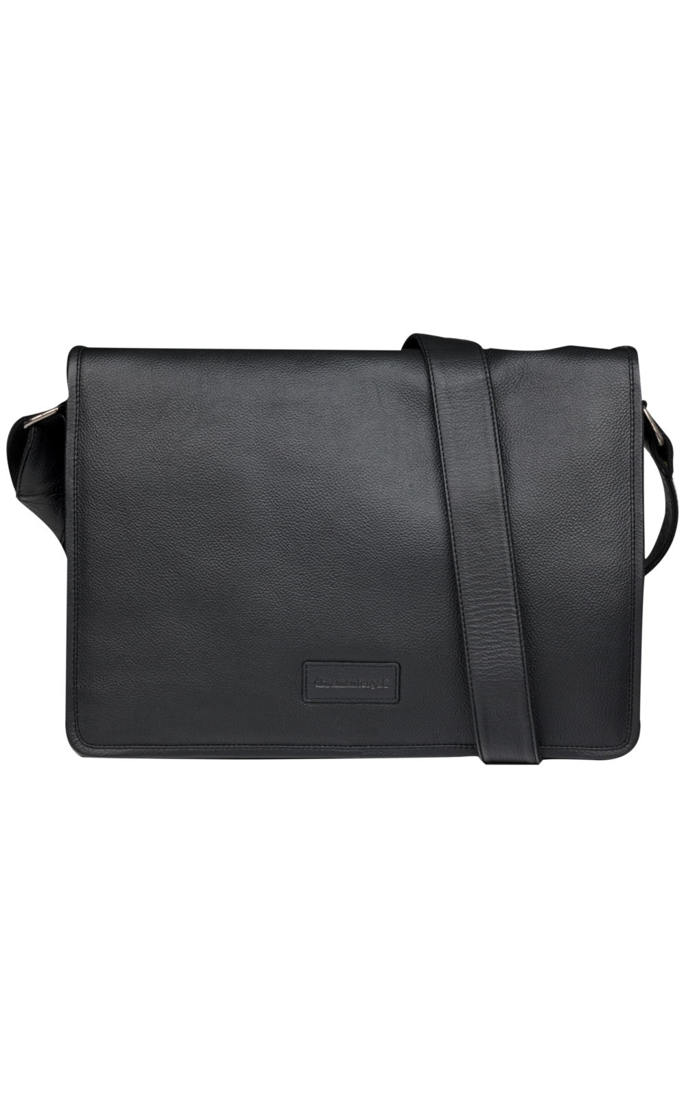 dbramante1928 Cross Body Pebbled Black