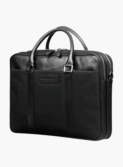 dbramante1928 Duo Pocket Laptop Bag - Black