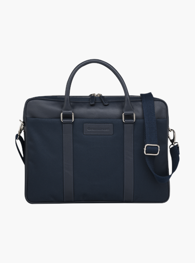 dbramante1928 Duo Pocket Laptop Bag - Blue