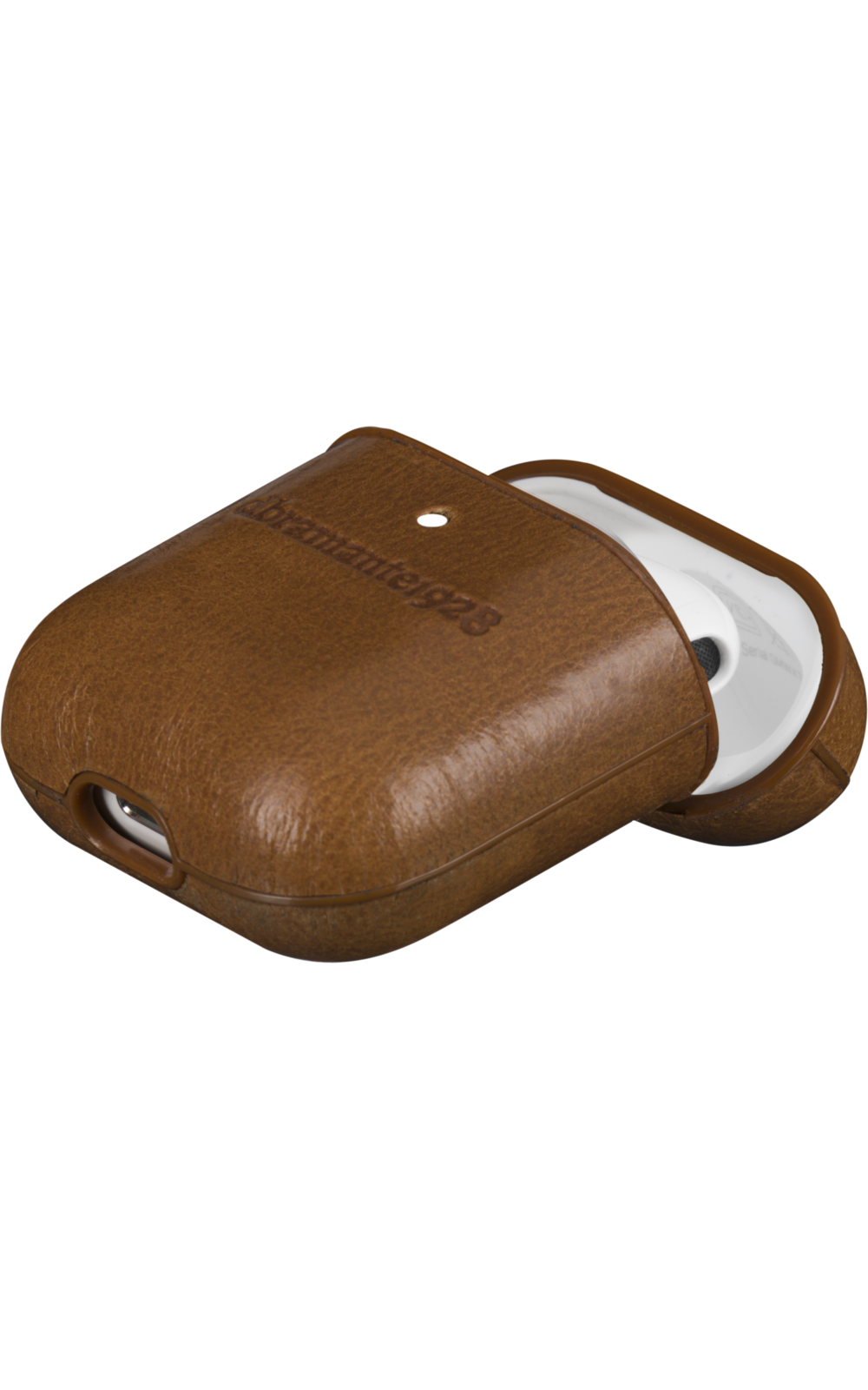 dbramante1928 full-grain leather AirPods Case