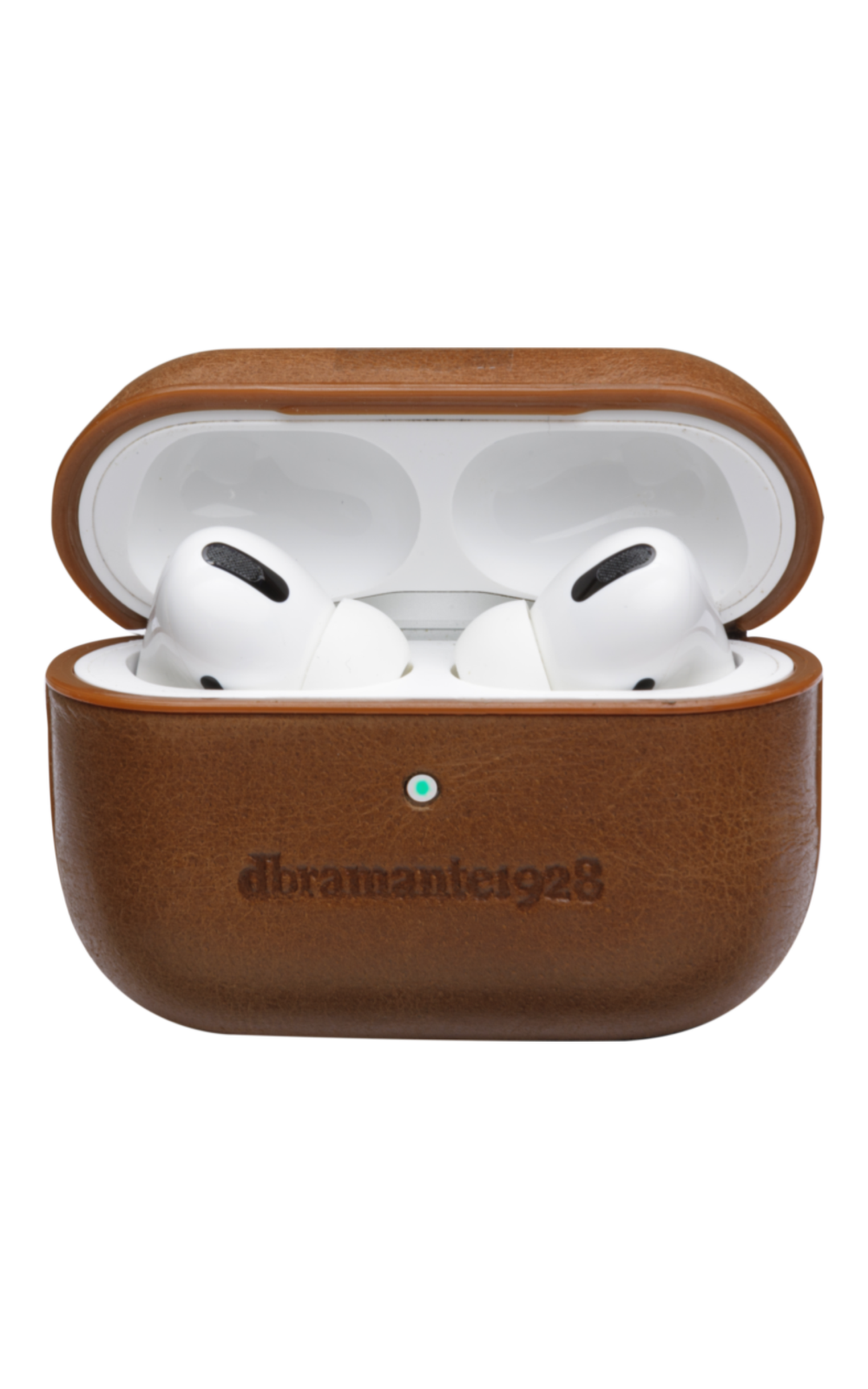 dbramante1928 full-grain leather AirPods Pro Case
