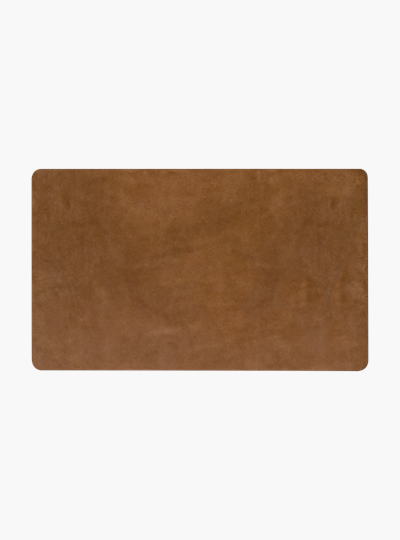 dbramante1928 full-grain leather Copenhagen - Desk Mat - Small - Tan