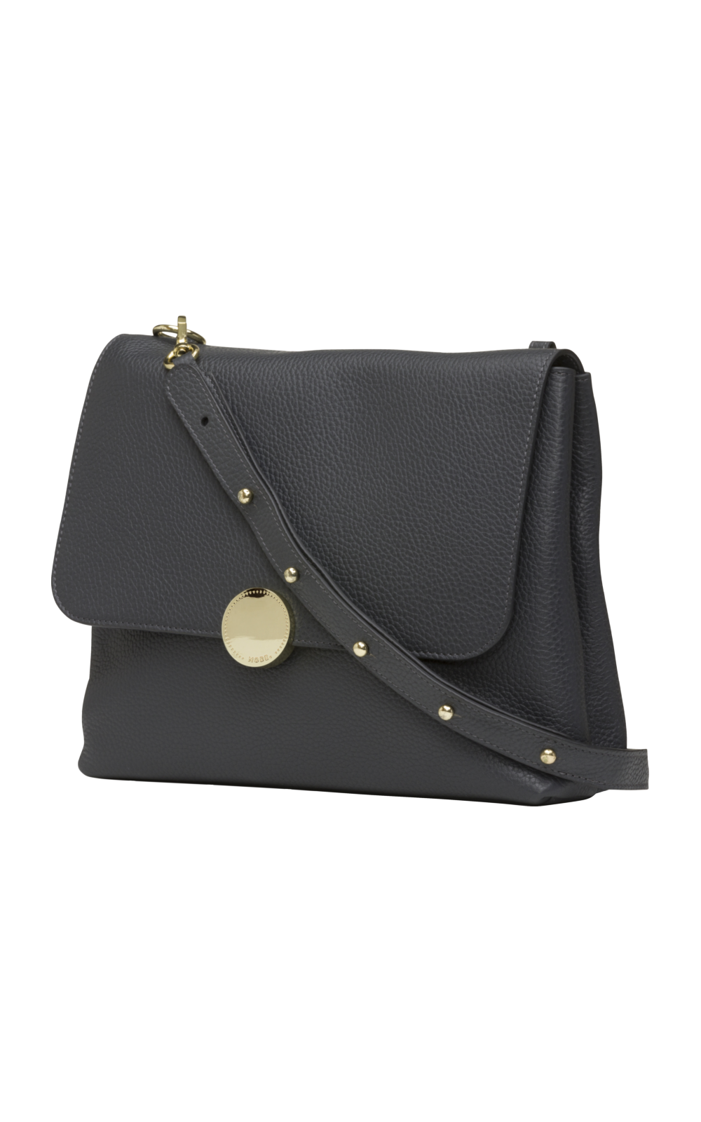 dbramante1928 Florence - Cross Body Bag - M - Dark Grey