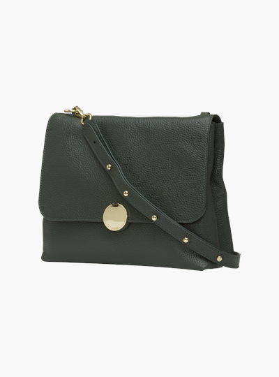 dbramante1928 Florence - Cross Body Bag - M - Evergreen