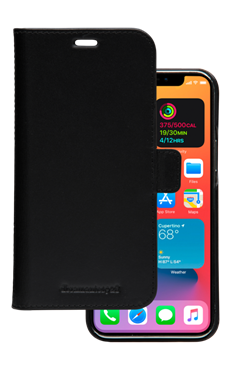 Lynge - iPhone 12 Pro Max - Black